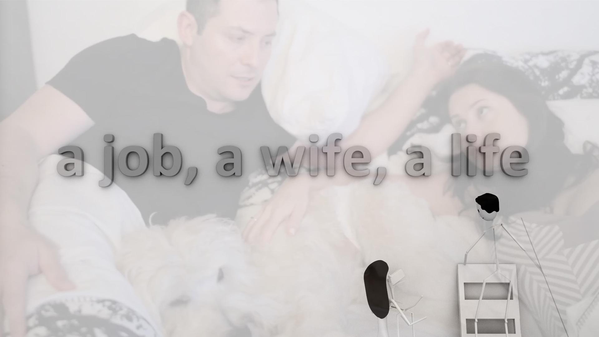 A Job, a Wife, a Life