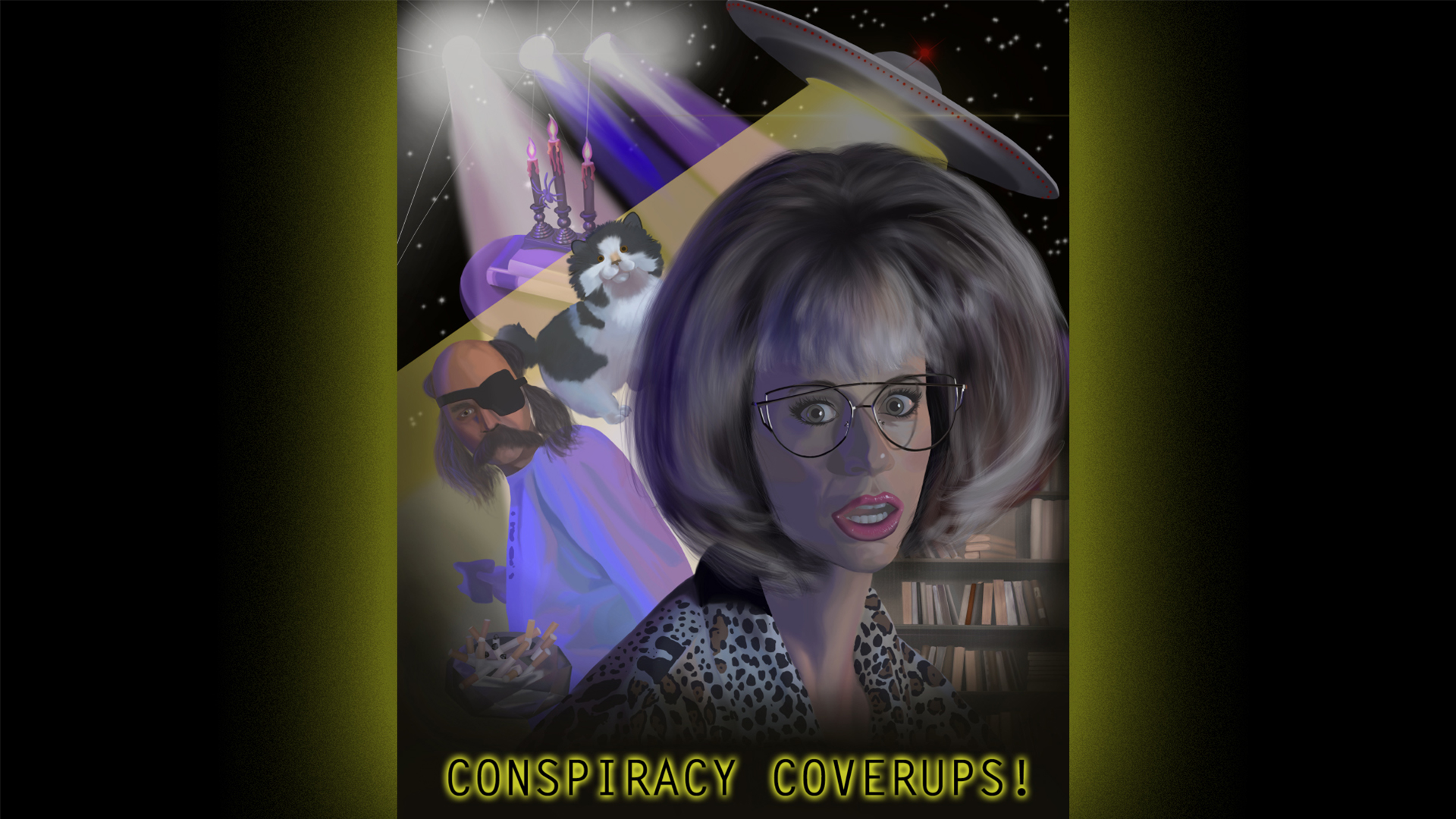 Conspiracy Coverups!
