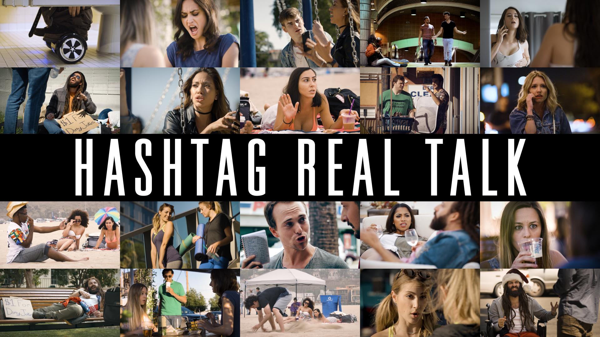 Hashtag Real Talk
