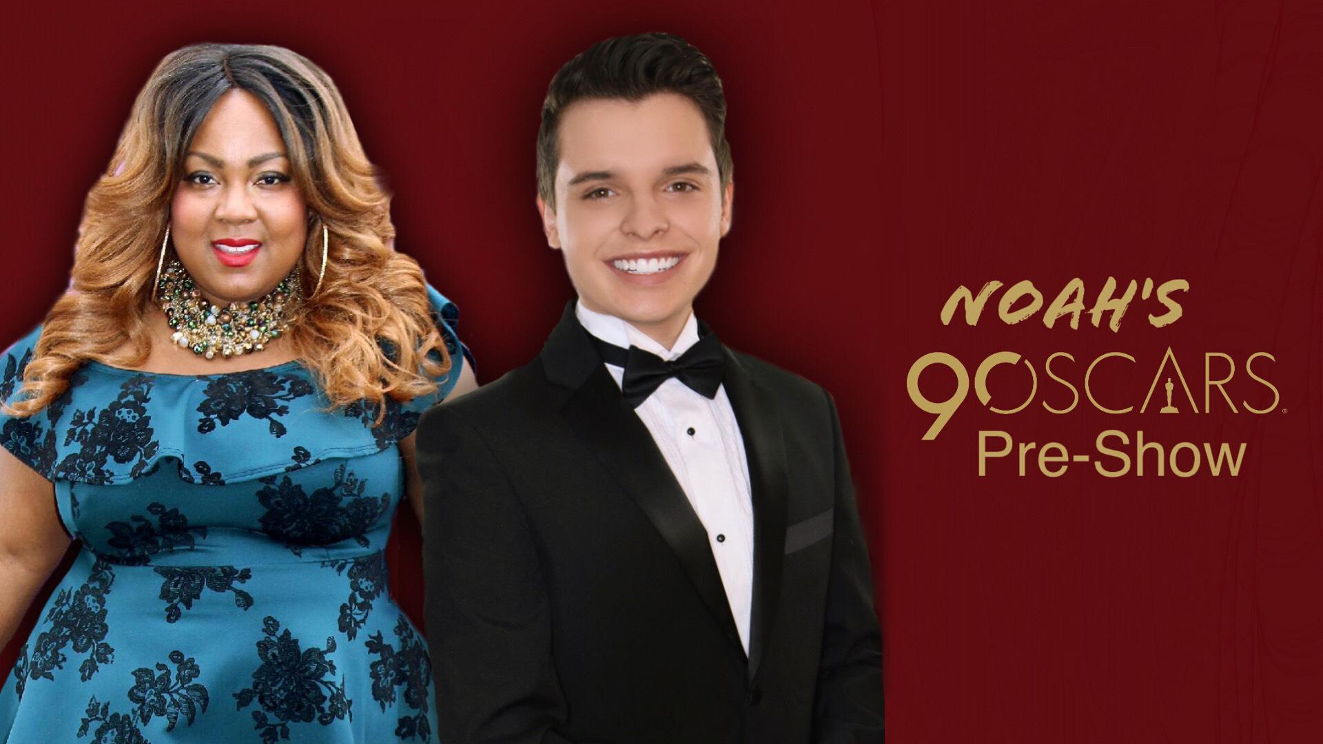 Noah's Oscars Pre-Show