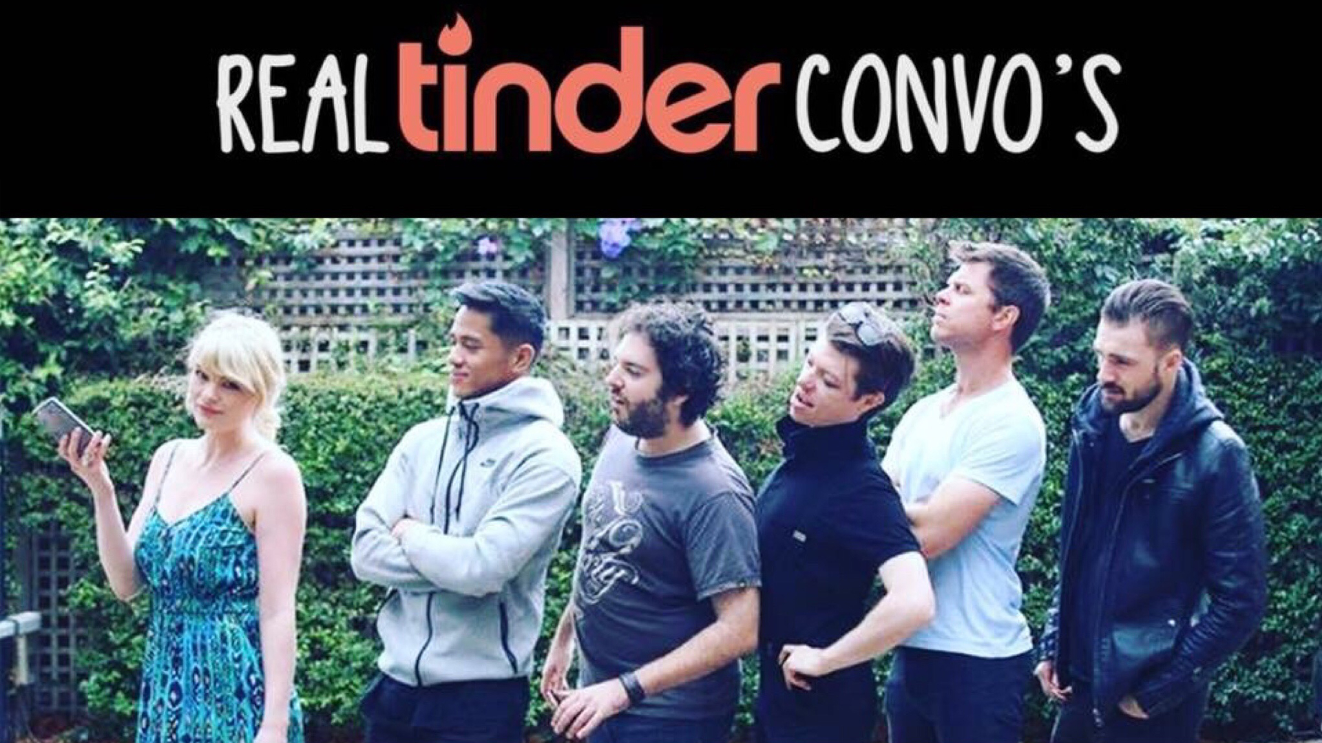 Real Tinder Convos