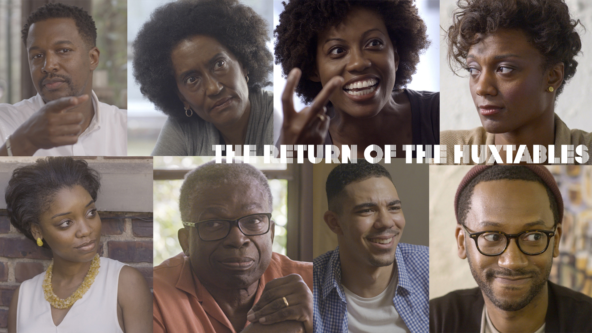 The Return of the Huxtables